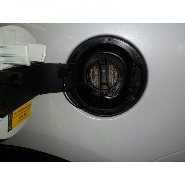 Установка газового оборудования 4-го поколения на KIA CEED